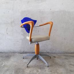 Barber Chair 1980