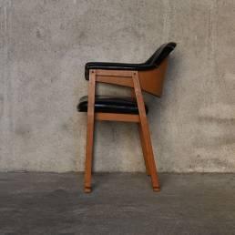 Leather Armchair 1950