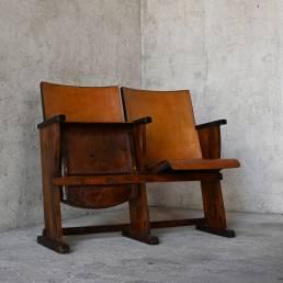 Cinema Bios Chairs Mantua 1950
