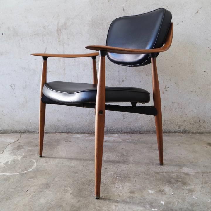 Poltroncina Danese Design Haga Fors 1960