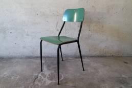 Sedia in Formica Impilabile 1970