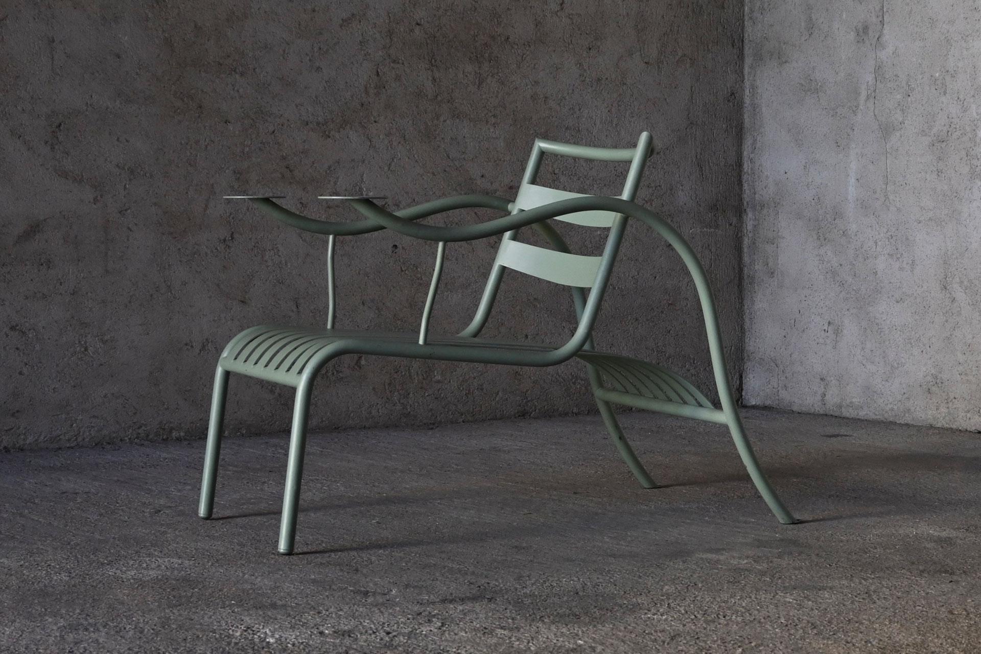 Cappellini Jasper Morrison Thinking Man's Chair 1988
