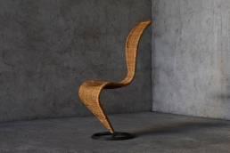 Cappellini Tom Dixon S-Chair 1991