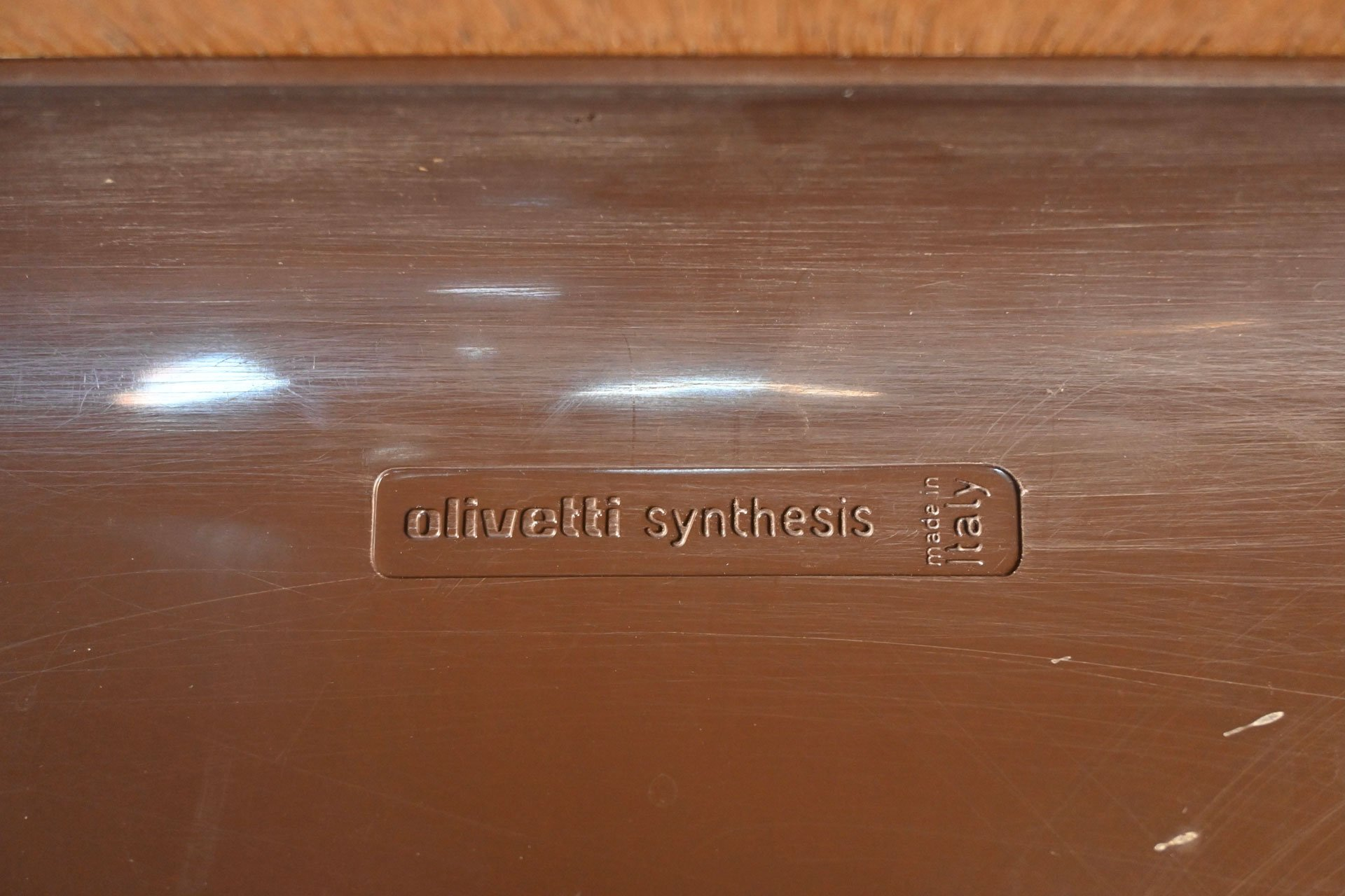 Olivetti Ettore Sottsass Synthesis 1973
