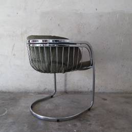 Poltroncina Cromata 1975