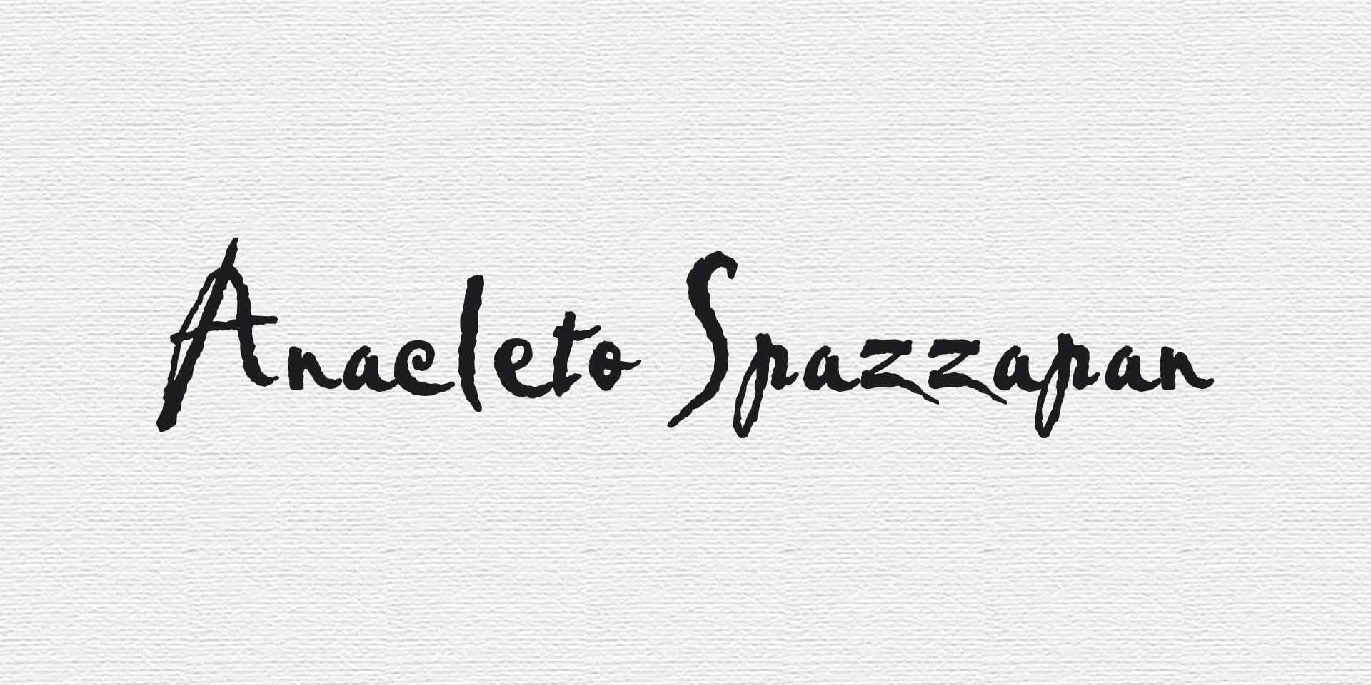 Anacleto Spazzapan