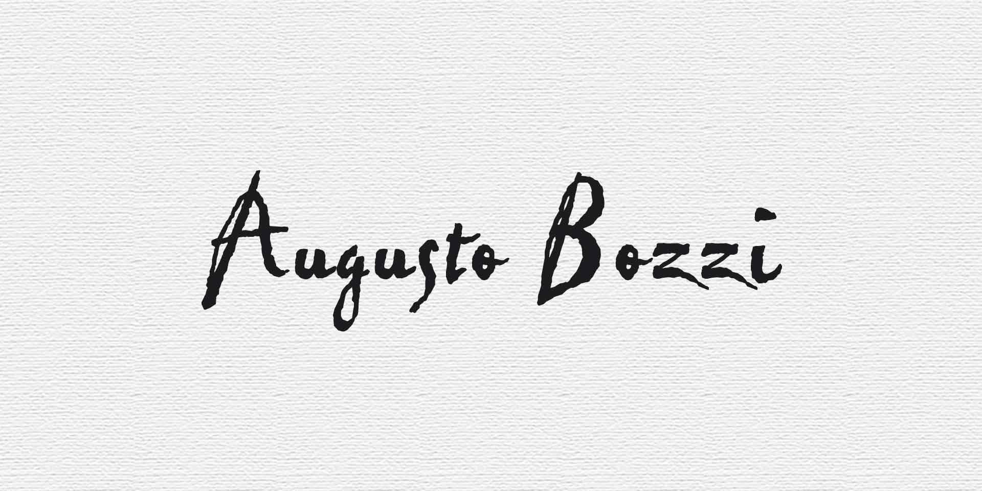 Augusto Bozzi