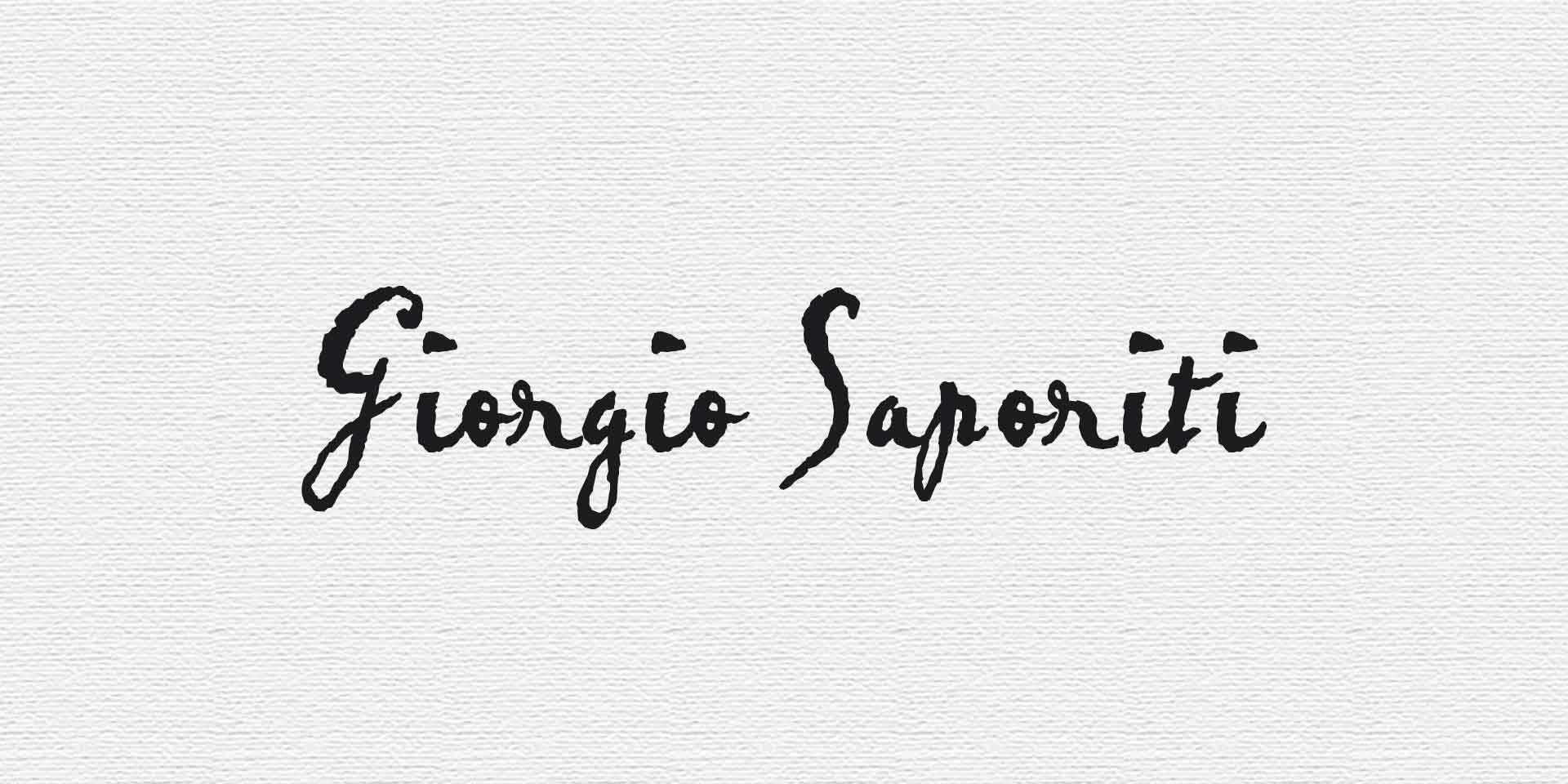 Giorgio Saporiti