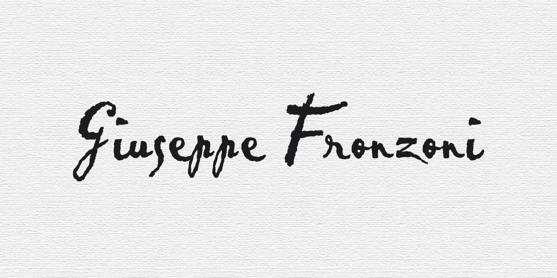 Giuseppe Fronzoni